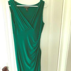 Ralph Lauren Jersey sleeveless dress